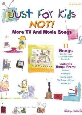 More TV and Movie Songs als Taschenbuch