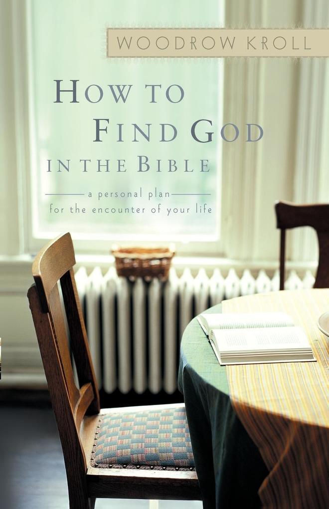 How to Find God in the Bible als Taschenbuch