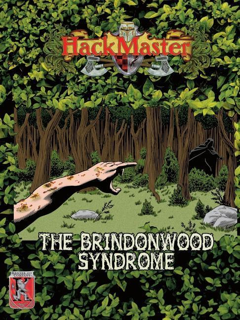 The Brindonwood Syndrome als Taschenbuch von St...