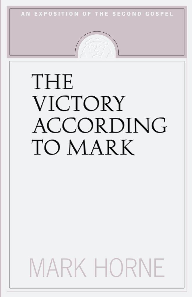 Victory According to Mark als Taschenbuch