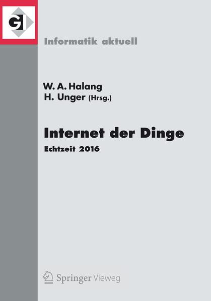 Internet der Dinge als Buch von