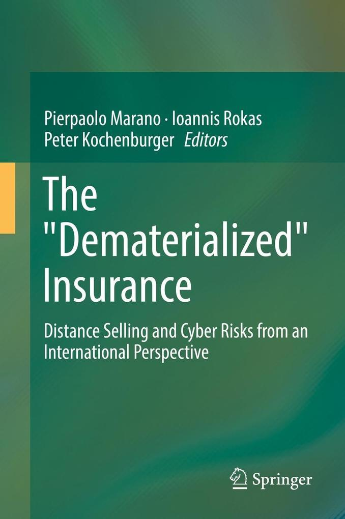 The Dematerialized Insurance als eBook Download...