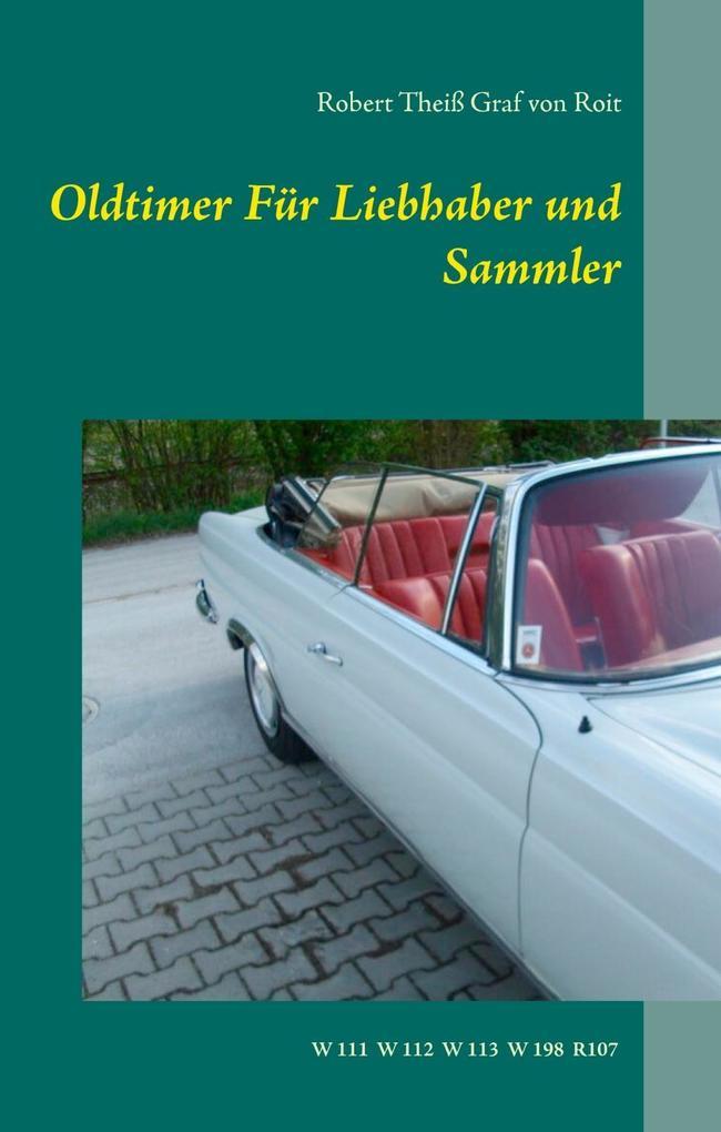 Oldtimer Für Liebhaber und Sammler als eBook Do...