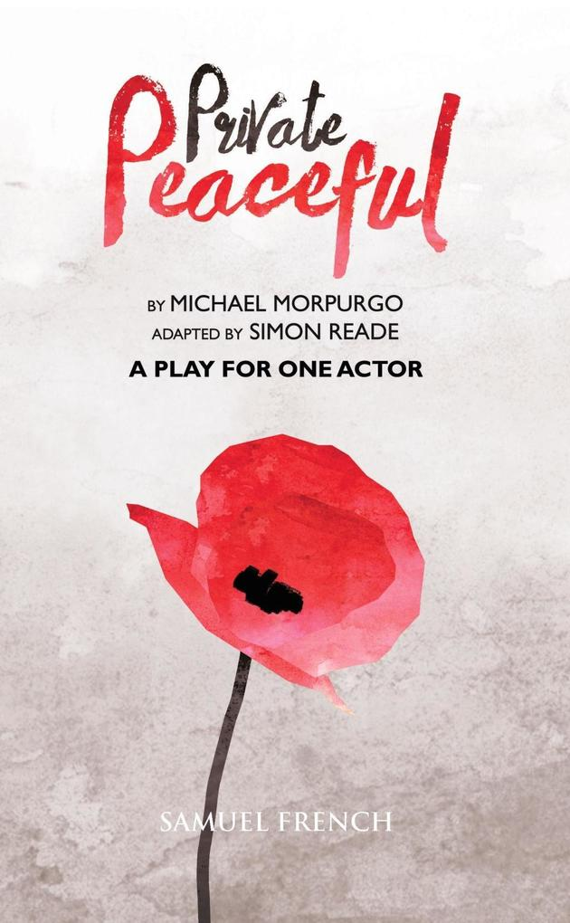 Private Peaceful - A Play for One Actor als eBo...
