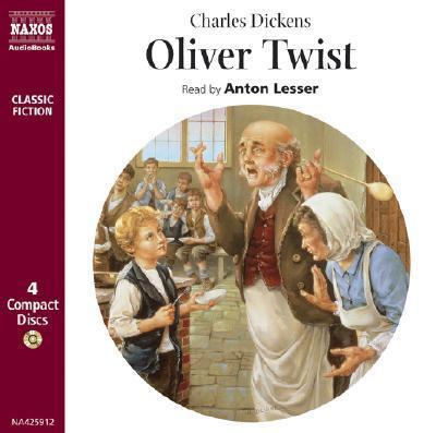 Oliver Twist 4D als Hörbuch