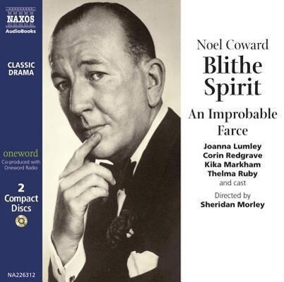 Blithe Spirit als Hörbuch