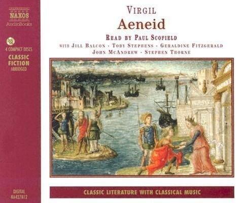 The Aeneid als Hörbuch