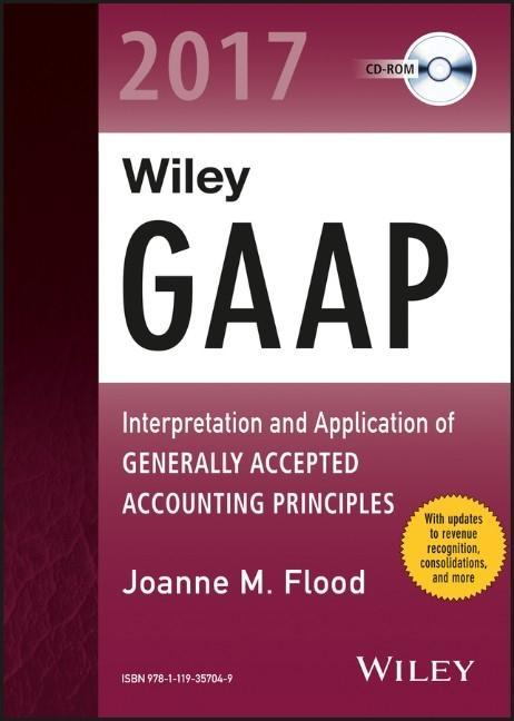 Wiley GAAP 2017. CD-ROM