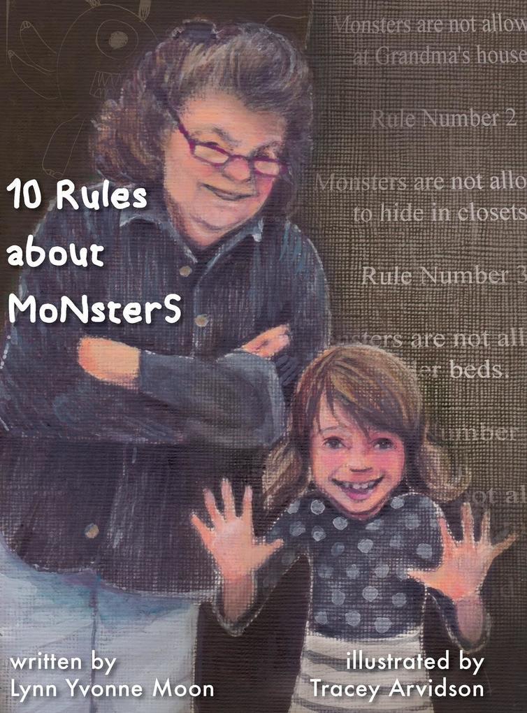 10 Rules About Monsters als Buch von Lynn Yvonn...