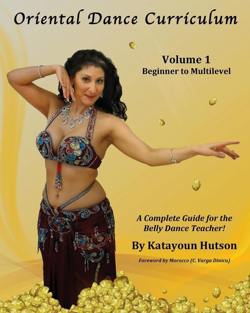 Oriental Dance Curriculum als Taschenbuch von K...
