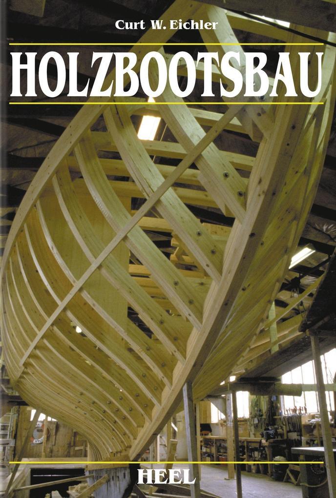 Holzbootsbau als Buch