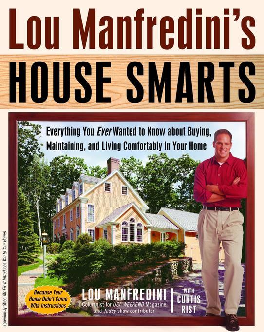 Lou Manfredini's House Smarts als Taschenbuch