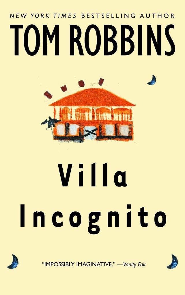 Villa Incognito als Taschenbuch