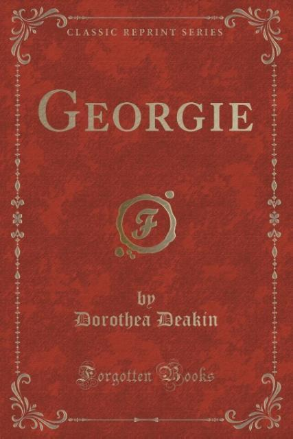 Georgie (Classic Reprint) als Taschenbuch von D...