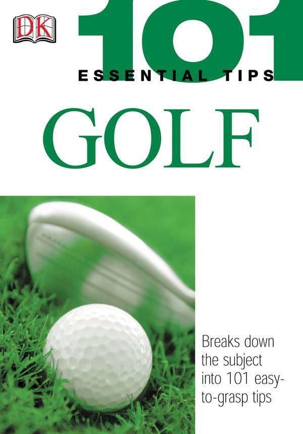 Golf als Taschenbuch