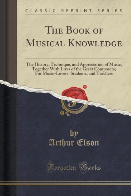 The Book of Musical Knowledge als Taschenbuch v...
