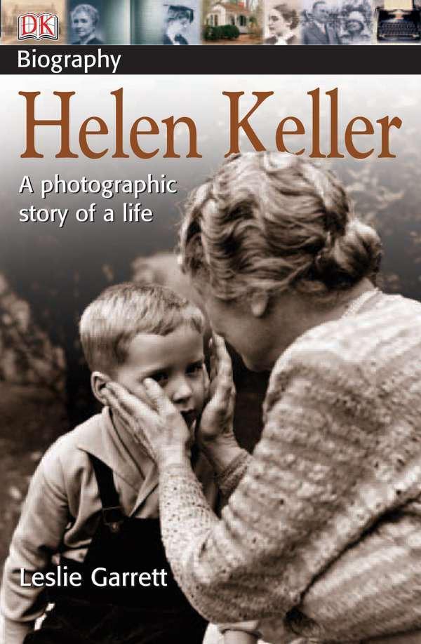 DK Biography: Helen Keller als Taschenbuch