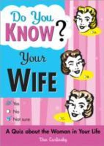Do You Know Your Wife? als Taschenbuch
