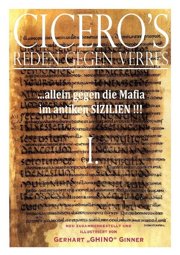 Cicero's Reden gegen Verres I. als Buch (kartoniert)