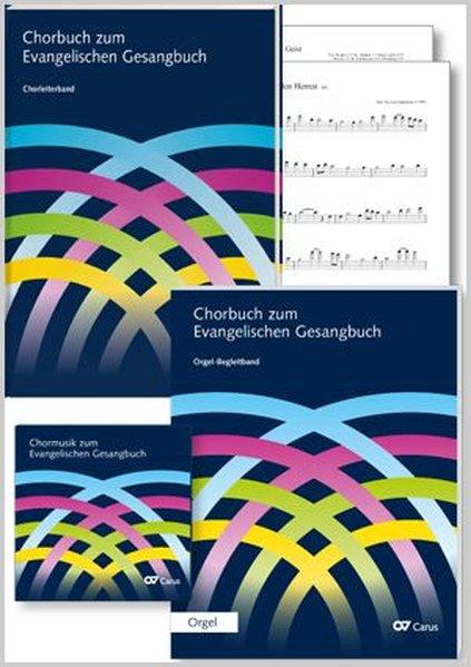Chorbuch zum Evangelischen Gesangbuch als Buch von