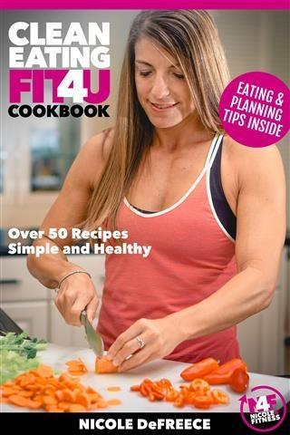 Clean Eating Fit4U als eBook Download von Nicol...