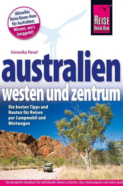 Australien - Westen und Zentrum als Buch von Ve...
