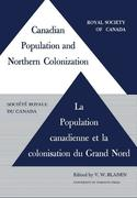 CANADIAN POPULATION & NORTHERN