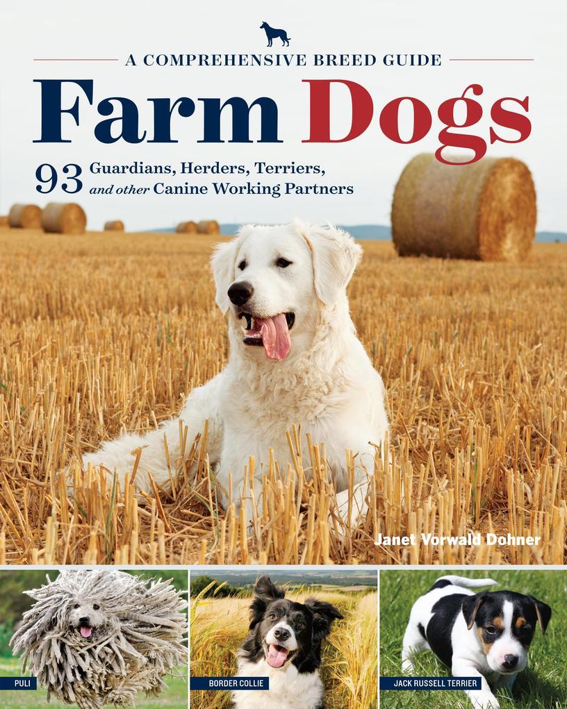 Farm Dogs als eBook Download von Janet Vorwald ...