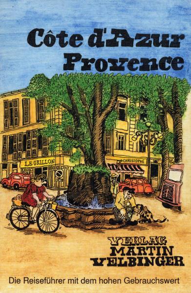 Cote d' Azur / Provence als Buch