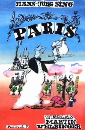 Paris in seinen 20 Arrondissements als Buch