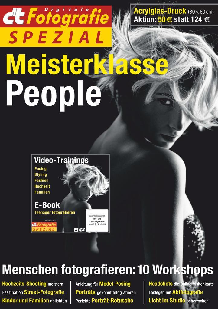 c´t Fotografie Spezial: Meisterklasse Edition 3...