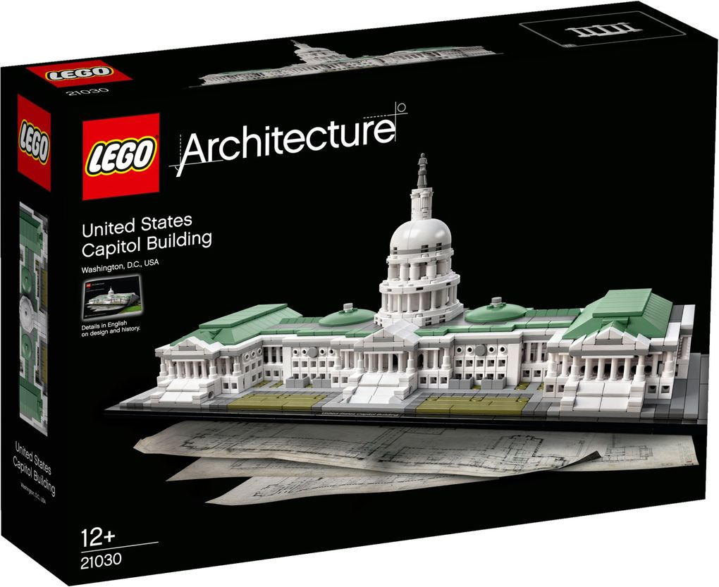LEGO® Architecture - 21030 Das Kapitol als sonstige Artikel