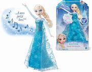 Hasbro B6173100 - Disney Frozen, Die Eiskönigin, Singende Lichterglanz Elsa, Puppe
