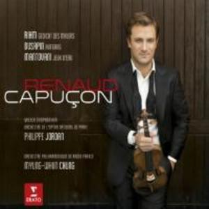 Rihm/Dusapin/Mantovani:21th Century Violin Co