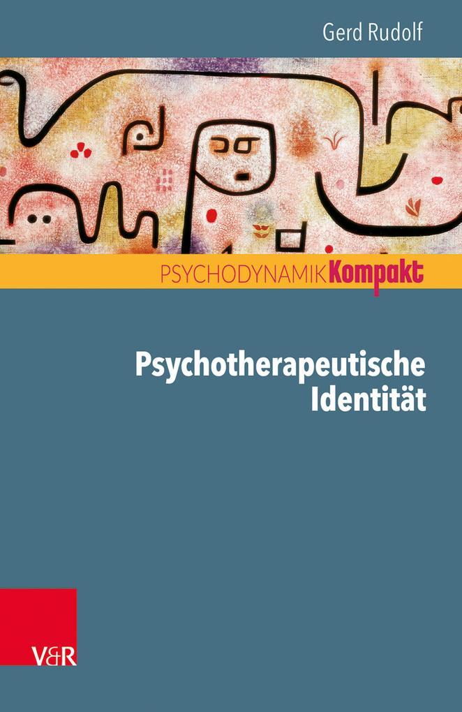 Psychotherapeutische Identität als eBook Downlo...