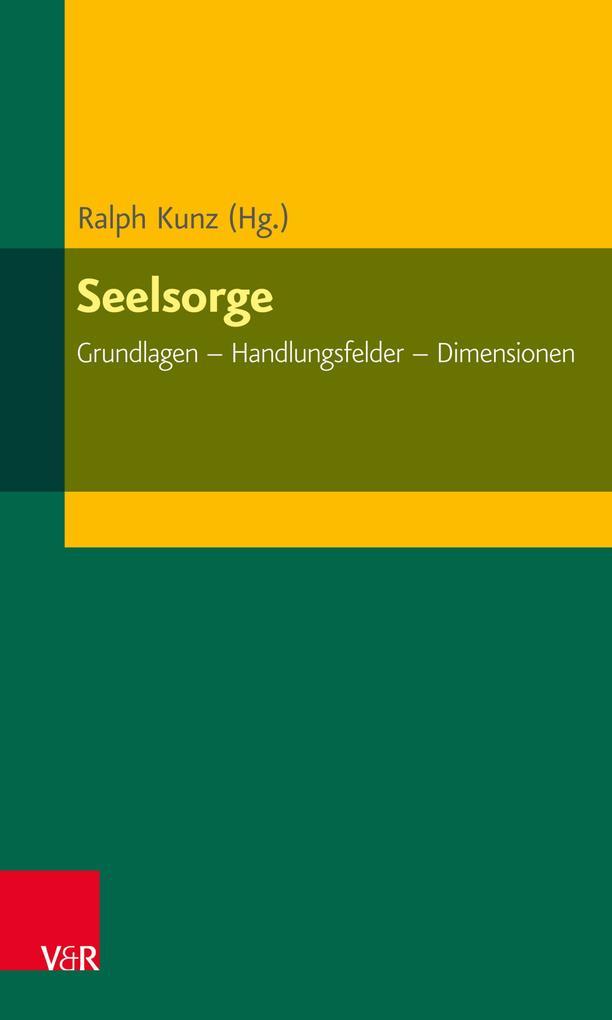 Seelsorge als eBook Download von