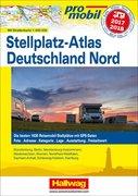 Promobil Deutschland Nord Stellplatz-Atlas 2017