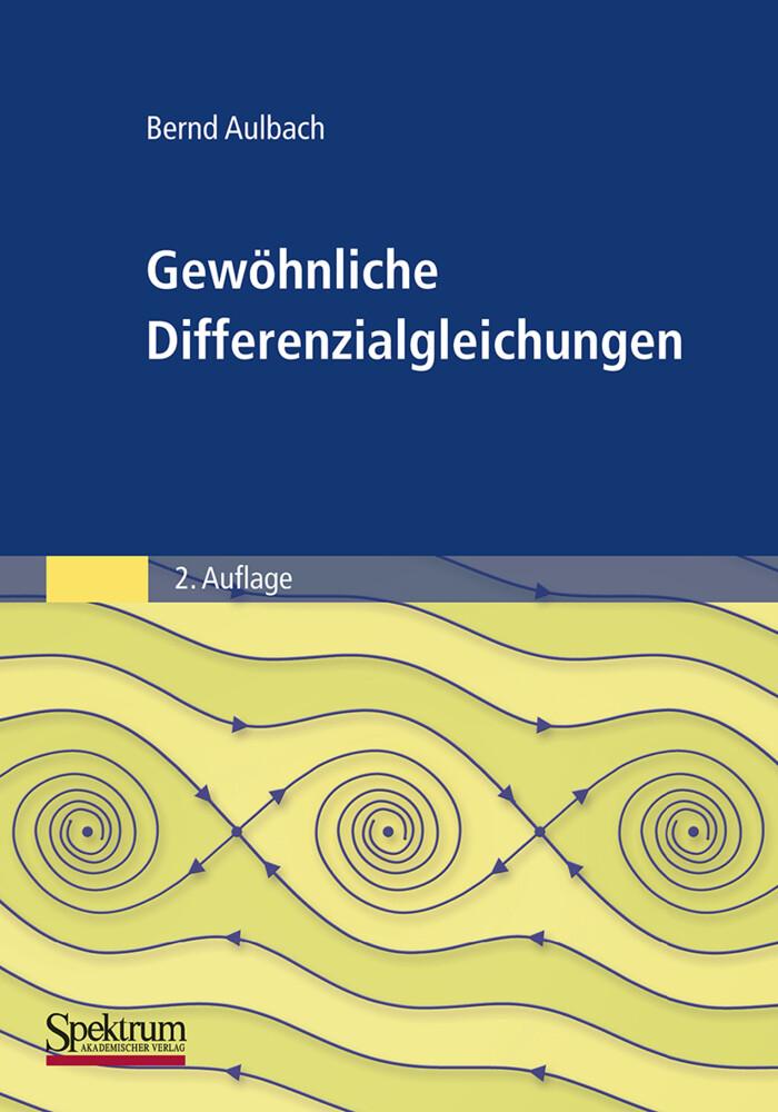 Gewöhnliche Differenzialgleichungen als Buch
