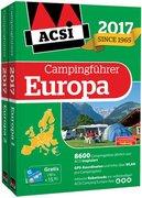 ACSI Internationaler Campingführer Europa 2017