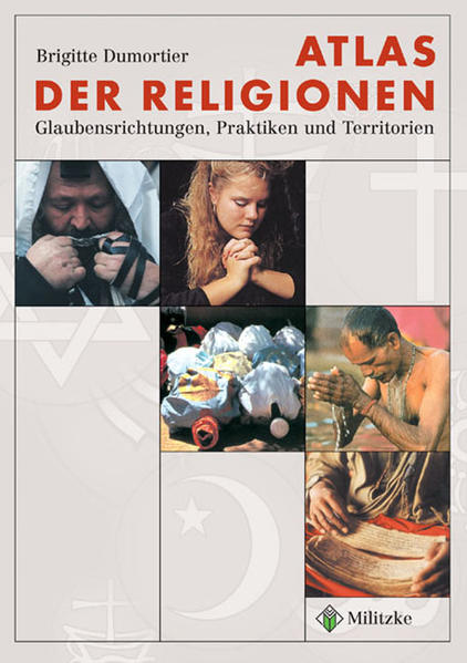 Atlas der Religionen als Buch
