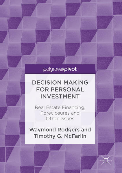 Decision Making for Personal Investment als Buc...