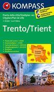 Trento / Trient 1 : 10 000