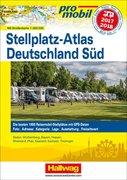 Promobil Deutschland Süd Stellplatz-Atlas 2017
