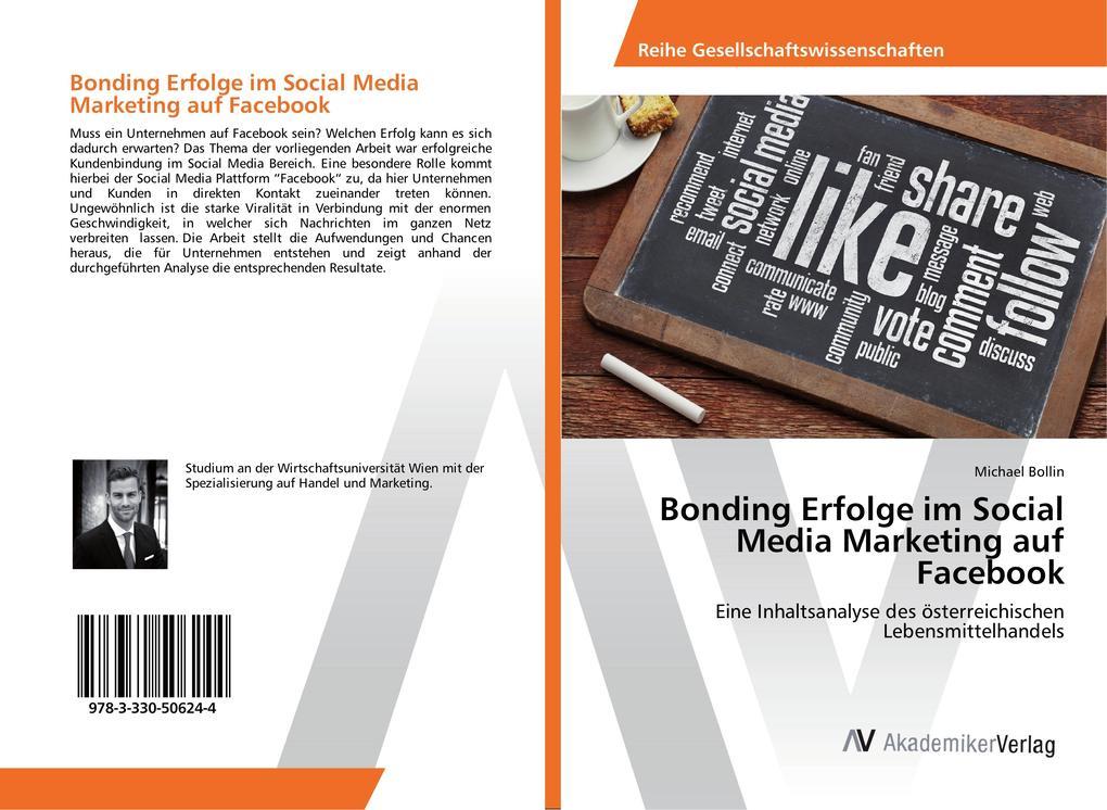 Bonding Erfolge im Social Media Marketing auf F...