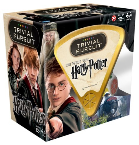 Trivial Pursuit Harry Potter als Spielwaren