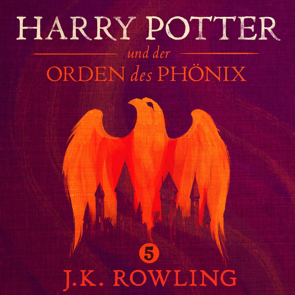 Harry Potter und der Orden des Ph'nix als Hörbuch Download