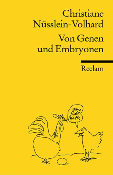 Von Genen und Embryonen als Taschenbuch