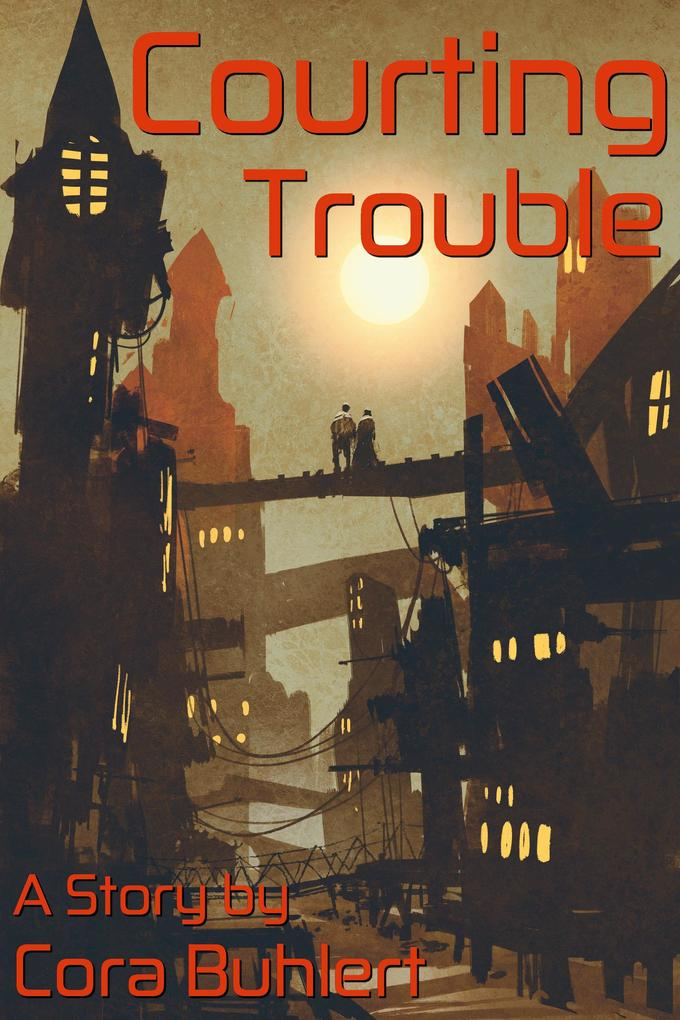 Courting Trouble (In Love and War, #7) als eBook