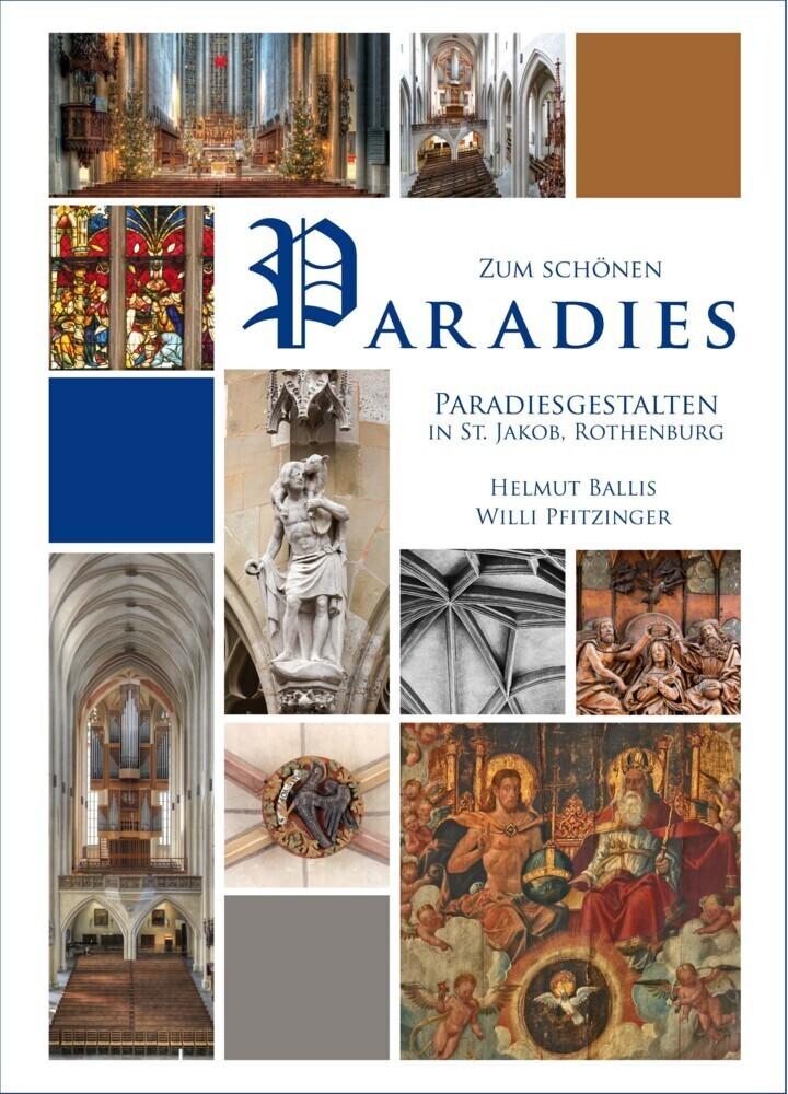 Zum schönen Paradies als Buch von Helmut Ballis