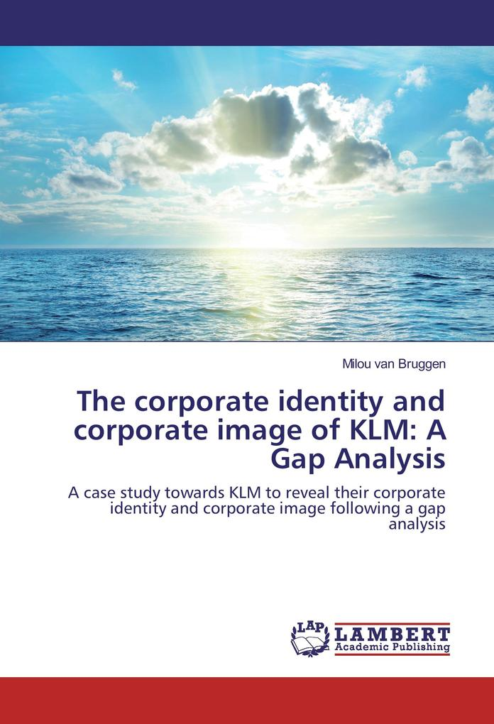 The corporate identity and corporate image of K...